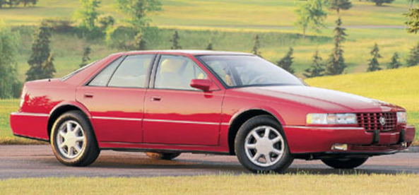 Chiếc Cadillac Seville STS 1992
