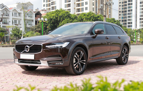 Xe Volvo V90 Cross Country