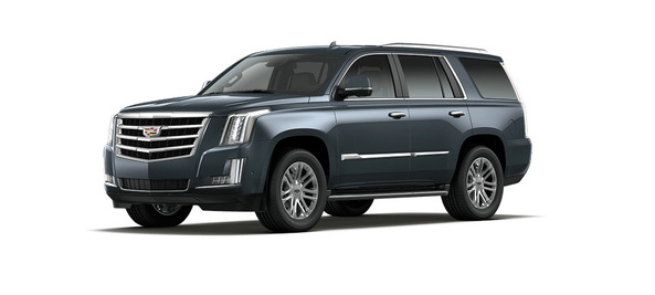 Cadillac Escalade màu Shadow Metallic